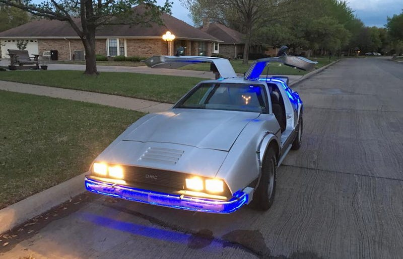 Illustration for article titled At $15,000, Would You Go Brick to the Future in This Custom 1975 Bricklin SV-1?