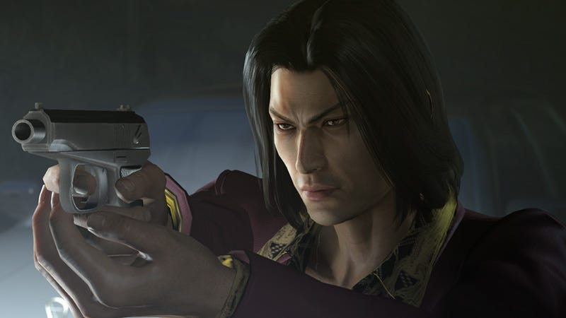 Illustration for article titled The Upcoming Yakuza Prequel Is Looking Quite Good So Far