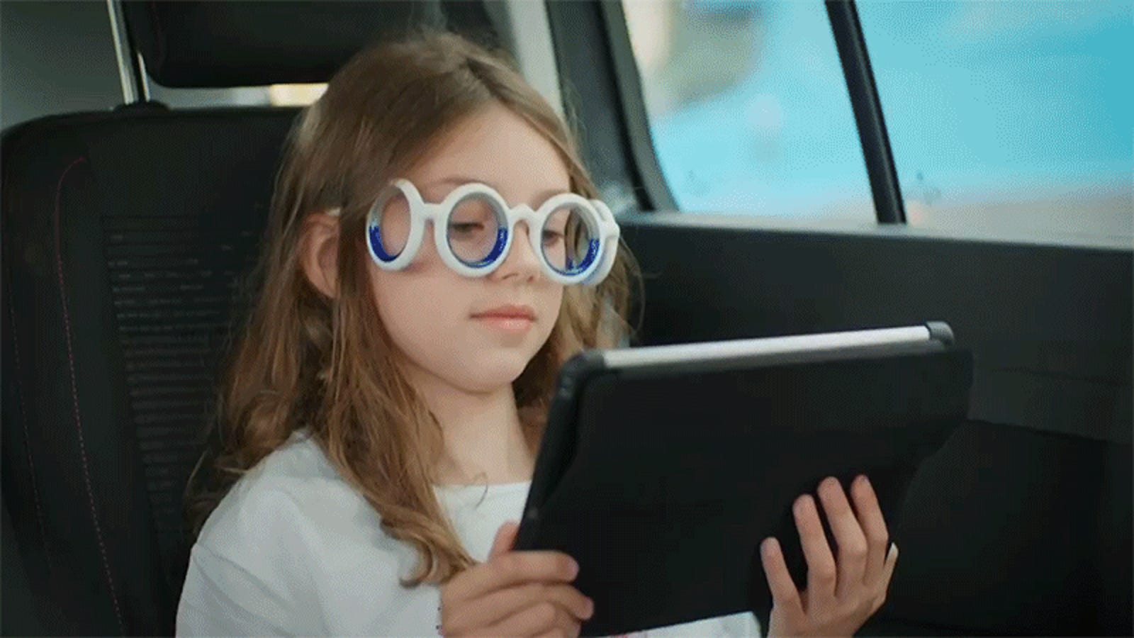 These Bizarre Glasses Promise to Cure Your Motion Sickness—But At What Cost