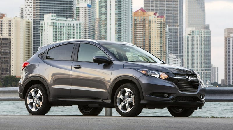 Illustration for article titled The 2019 Honda HR-V Is Losing Its Manual Gearbox Option; Yes, It Actually Had One