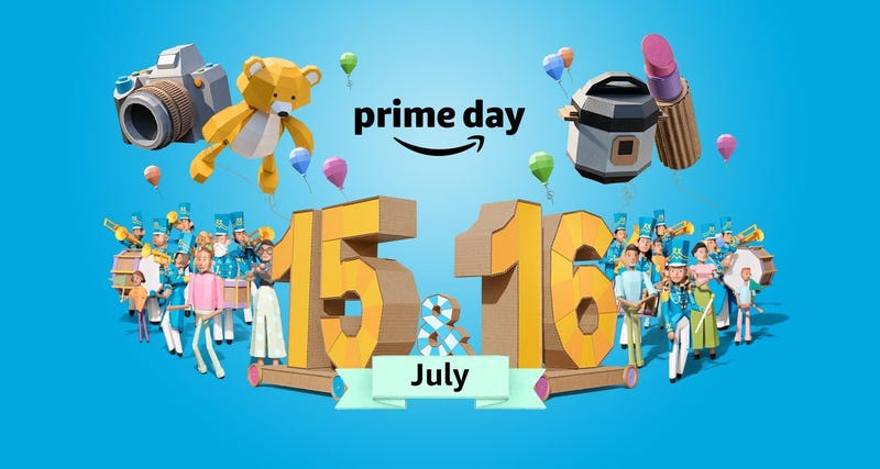 You Can Start Shopping Amazon's Prime Day Deals Now