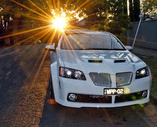 Illustration for article titled Walkinshaw Holden SS-V Special Edition Sportwagon
