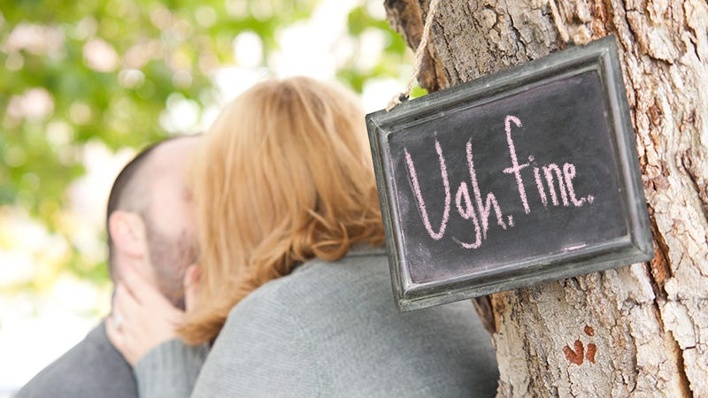 Illustration for article titled Say Yes to the Engagement Photos: A Breakthrough, Courtesy of My Wedding Photographer