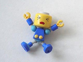 Illustration for article titled Mega Man Figures Are Mega Man Legends