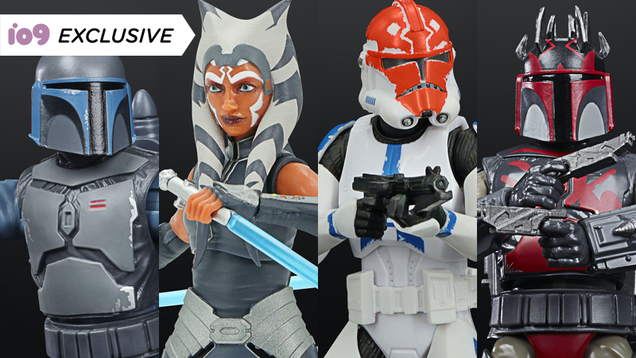 Star Wars: The Clone Wars  Final Season Is Getting Some Incredible Action Figures