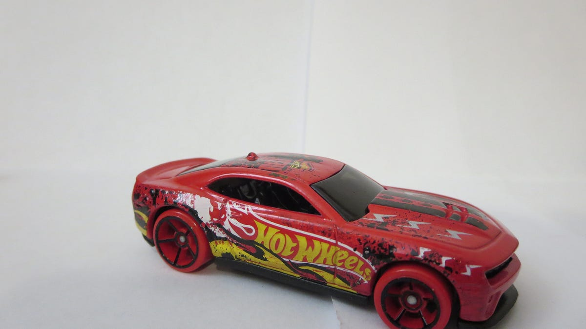 Hotwheels Part 1 Toyota Ae 86 Corolla Red