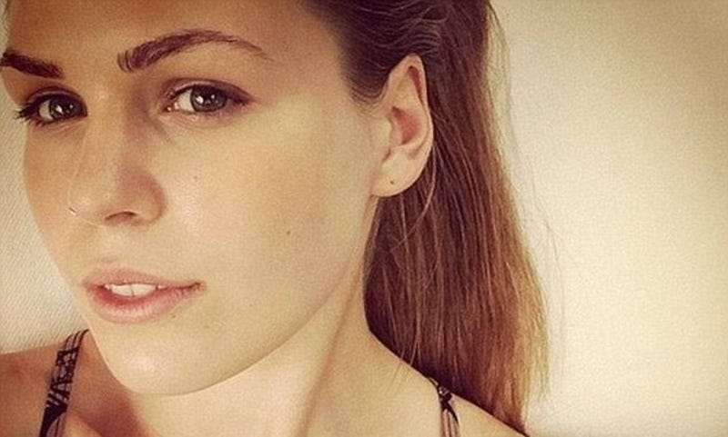"Health guru and app developer Belle Gibson, who faked having brain cancer and claimed to ""cure"" it through all-natural remedies"