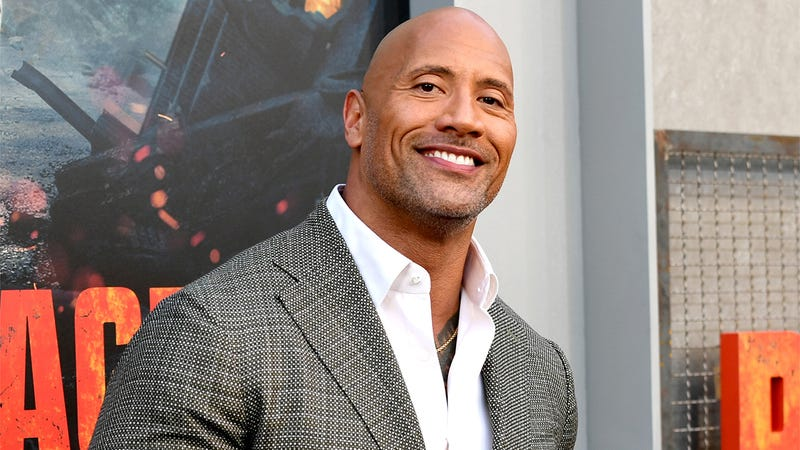 "Illustration for article titled 'The Name On My Birth Certificate Is Actually ""The 'Dwayne Johnson' Rock,"" But People Always Get It Mixed Up': 5 Questions With Dwayne 'The Rock' Johnson"