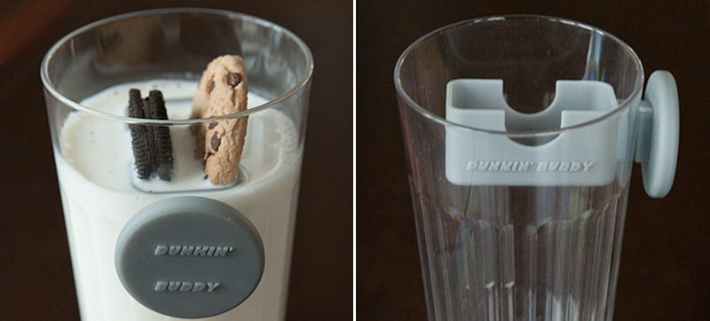 Illustration for article titled Magnets Are the Secret To the Ultimate Cookie Dunking Contraption