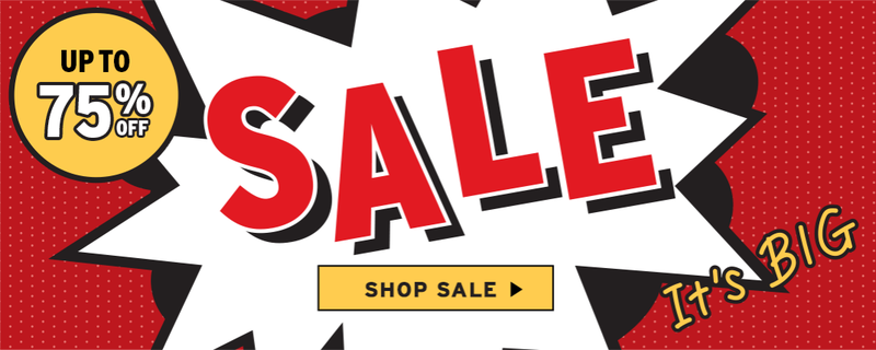 The Body Shop sale, up to 75% off