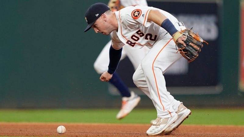 Illustration for article titled Alex Bregman Was So Close To Stopping Everything