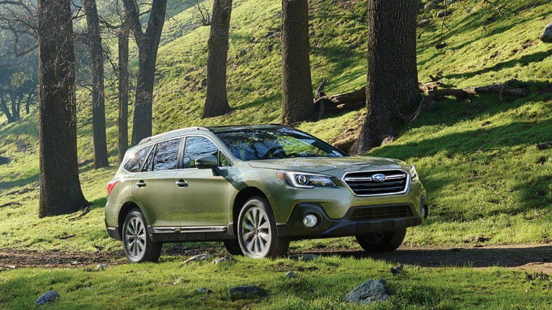 Illustration for article titled Can Subaru Make the Outback Cool Again?