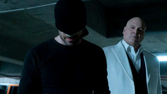 Daredevil's amazing single-shot prison riot can't win a stunts Emmy because it's too damn long
