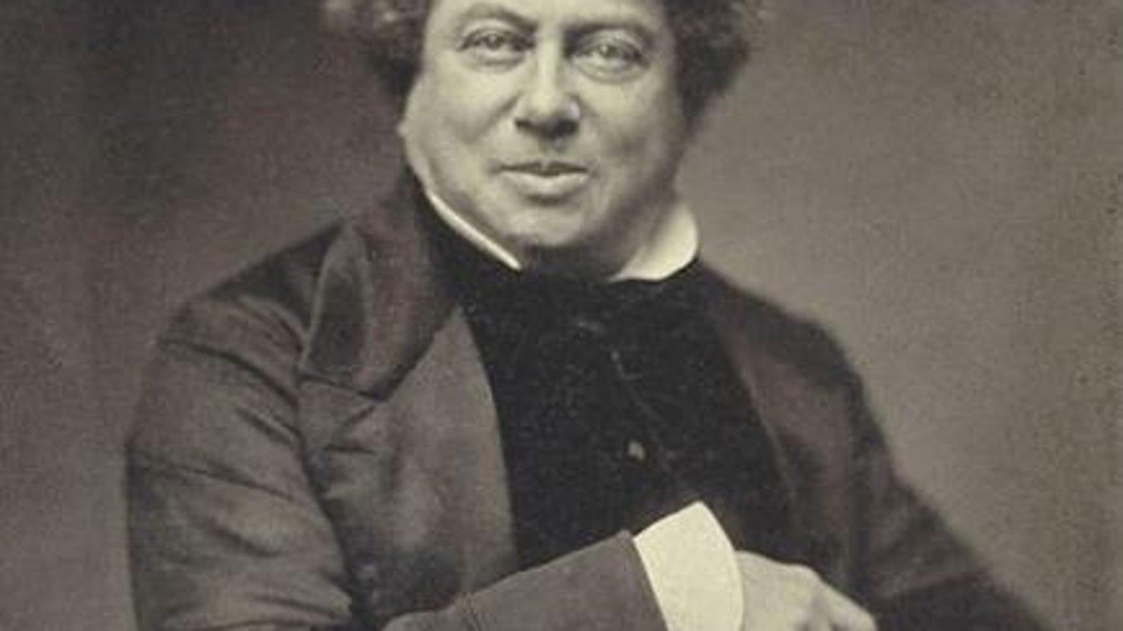 Alexandre Dumas: biography and creativity 78