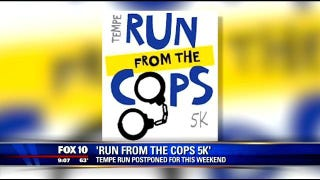 "Illustration for article titled Arizona Police Postpone ""Run From The Cops"" Charity Race"