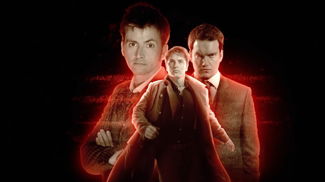 The Doctor and Captain Jack Are Together Again in New Big Finish Audio Adventure