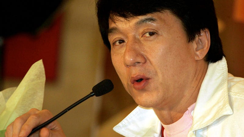 Illustration for article titled Jackie Chan Allegedly Missed Being In Aurora Theater