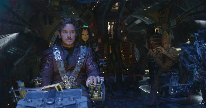 Illustration for article titled Guardians Of The Galaxy Vol. 3is officially on hold