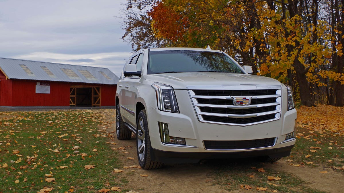 2015 Cadillac Escalade: We Found Out If It\'s Really $90,000 Worth Of SUV