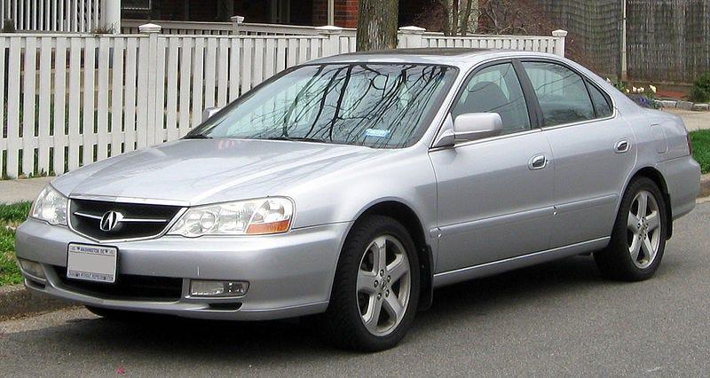 Second Generation Acura TLCL - Cheap acura