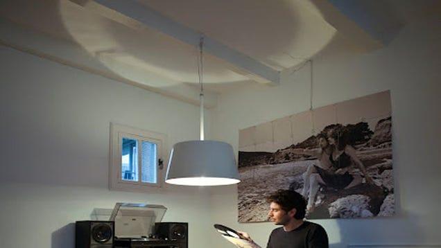 Convert An Ikea Floor Lamp To A Hanging Lamp