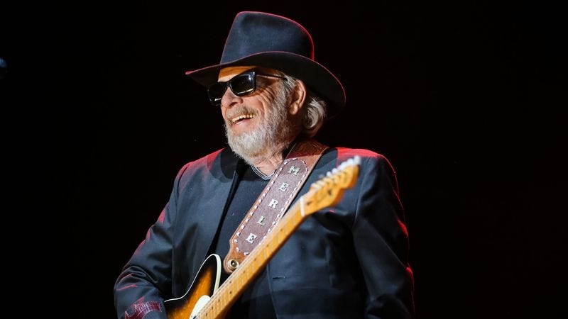 Haggard at the Stagecoach Music Festival last August (Photo: Getty Images)