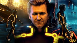 Illustration for article titled Could Jeff Bridges be in Tron 3 after all?
