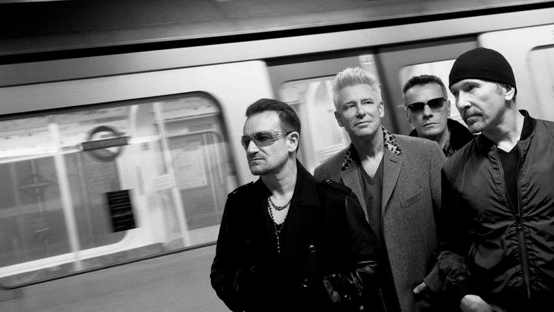 Illustration for article titled UPDATE: U2 Paris show canceled, HBO special delayed