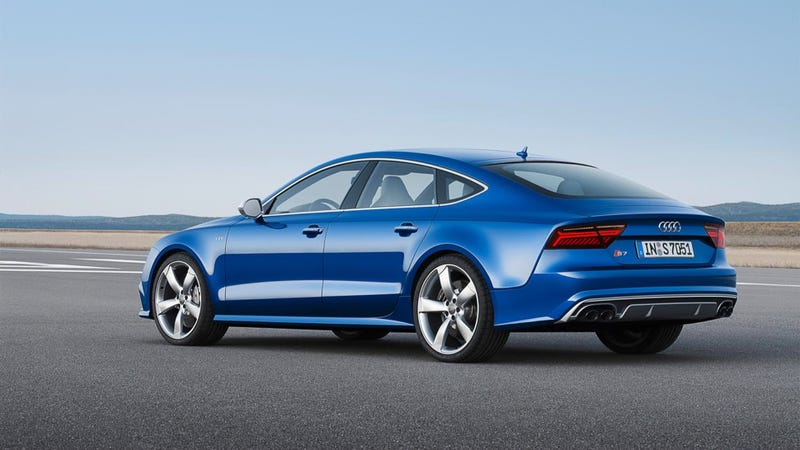 Theres A New Audi A7 And Its Gorgeous Like The Old Audi A7