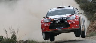 Illustration for article titled Your Ridiculously Awesome Citroen DS3 WRC Wallpaper Is Here