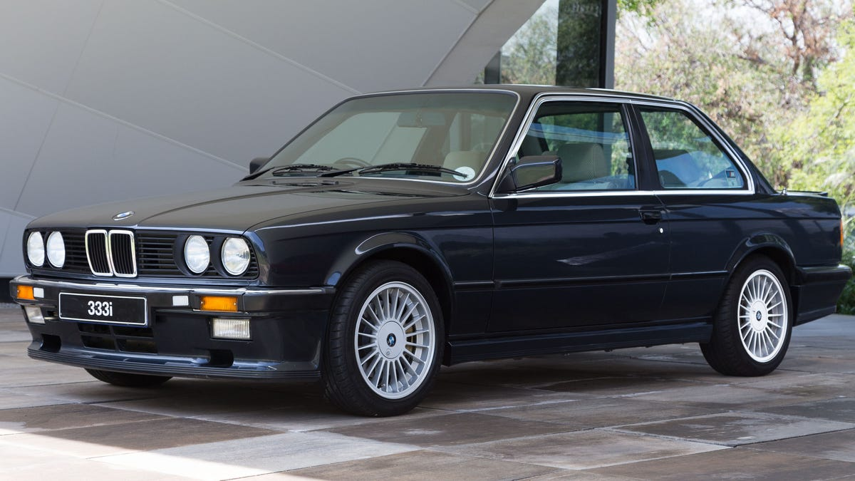 707eda94255 The BMW 333i Was The Most Special E30