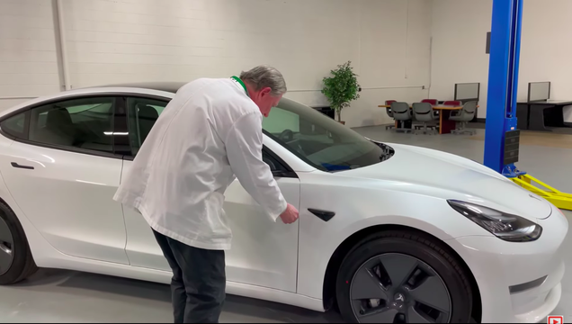 Engineer Who Compared Tesla Model 3 Quality To  A Kia In The  90s  Buys Another Model 3. Here s What He Found
