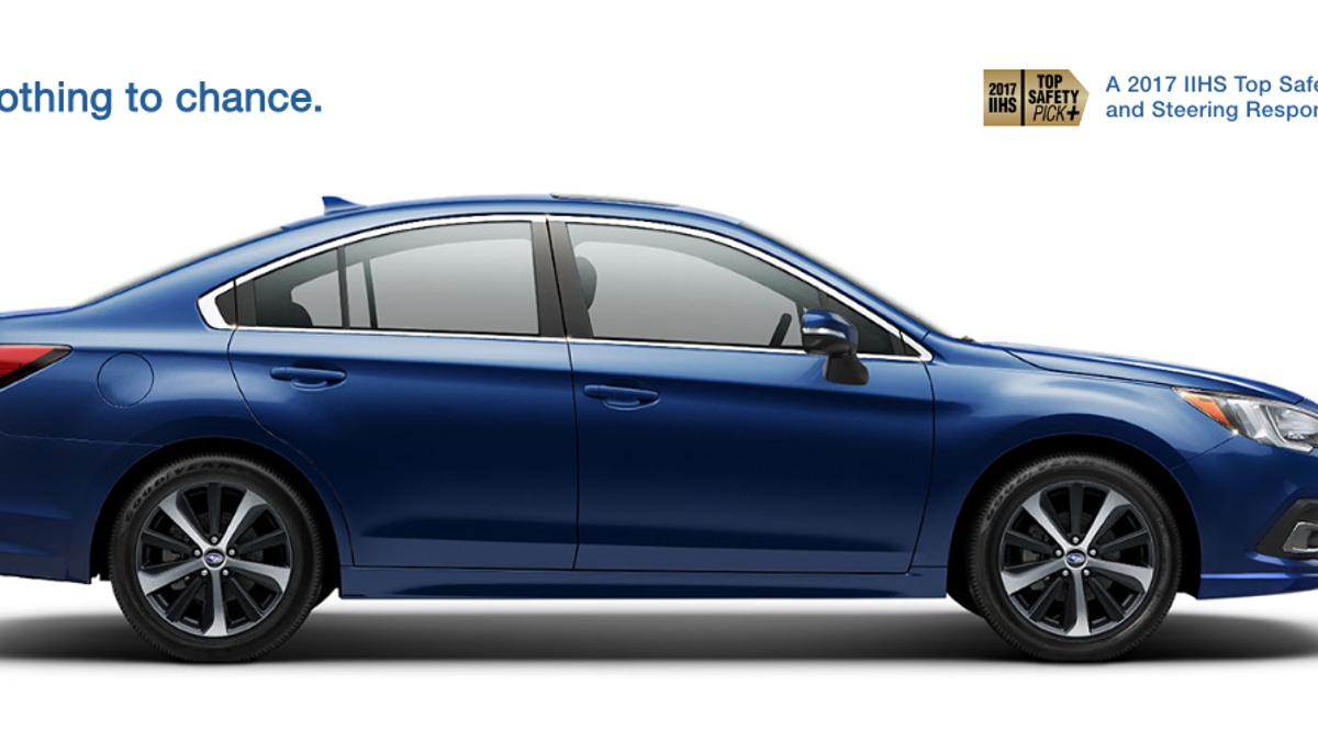 Subaru Legacy: Drugs and driving