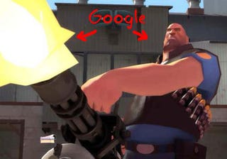 Illustration for article titled Google Buying Valve?