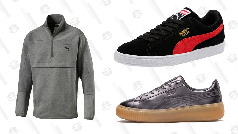 30% Off Sitewide | PUMA | Promo code PUMAFRIDAY