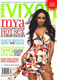 Illustration for article titled Mya Has Been Having Reeeeally Healthy Relationships With Men In The Time Since You Last Heard Her On The Radio