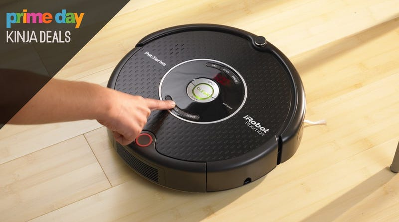Illustration for article titled Save $130 on Your New Robotic Vacuum During Prime Day