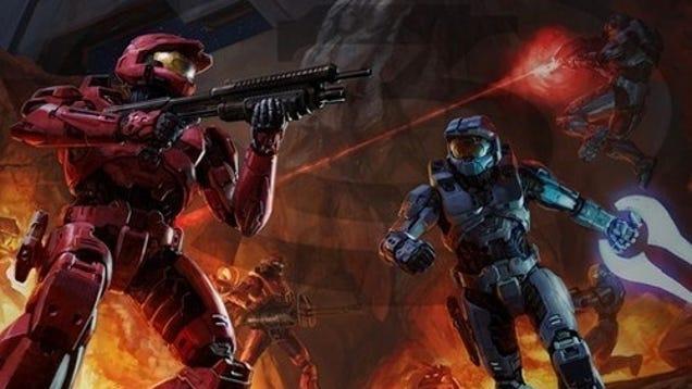 Halo matchmaking servers