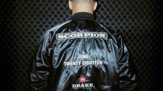 Illustration for article titled Drake channelsDriveto announce his new album, Scorpion