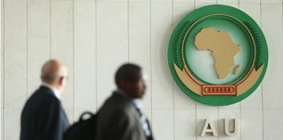 African Union headquarters in Addis Ababa, Ethiopia (Sean Gallup/Getty Images)