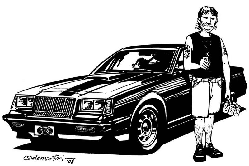 Illustration for article titled Amuse, Offend The Literate Gearheads In Your Life: You Are What You Drive