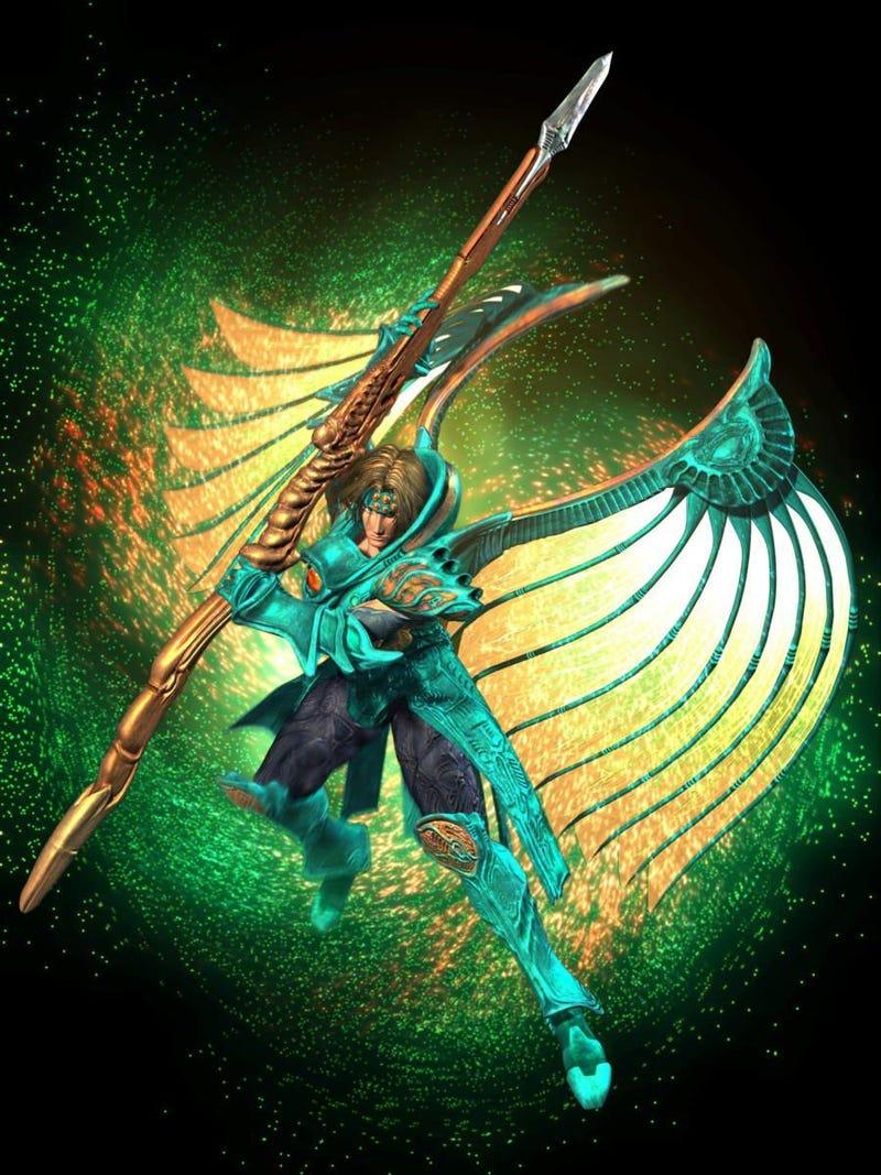 Legend Of Dragoon Concept Art
