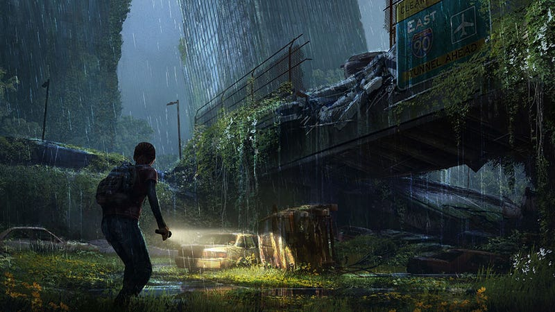 Illustration for article titled The Apocalyptic Art Of The Last Of Us [Update]