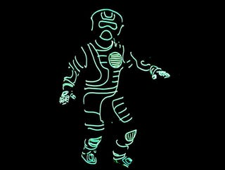 Illustration for article titled How Could This Do It Yourself Light Suit Not Improve Your Weekend?