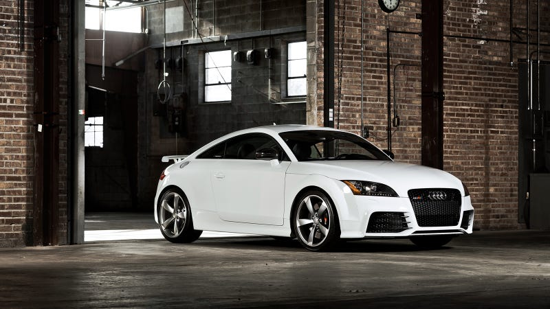Illustration for article titled Your ridiculously cool Audi TT-RS wallpaper is here