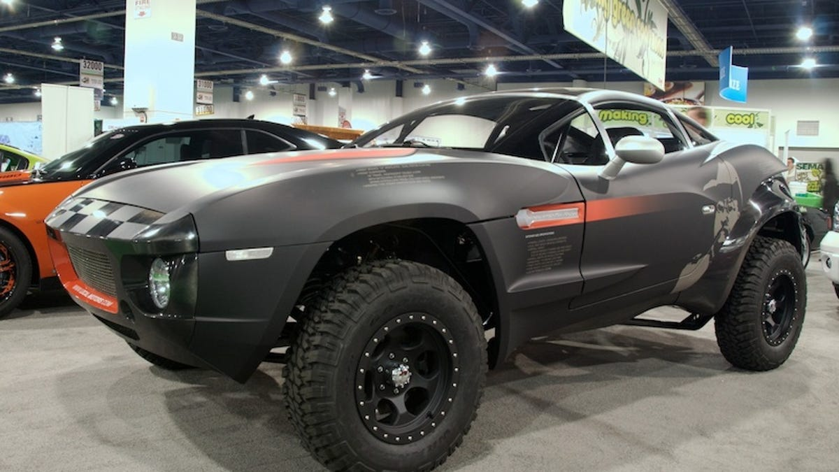 Local Motors Rally Fighter: The First-Ever Creative Commons Car