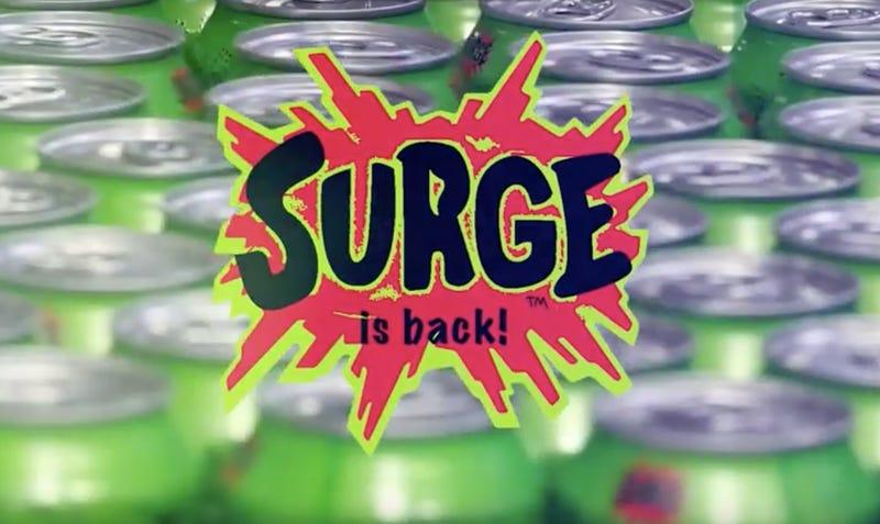Illustration for article titled SUUUURGE IIIIIIIS BAAAAACK