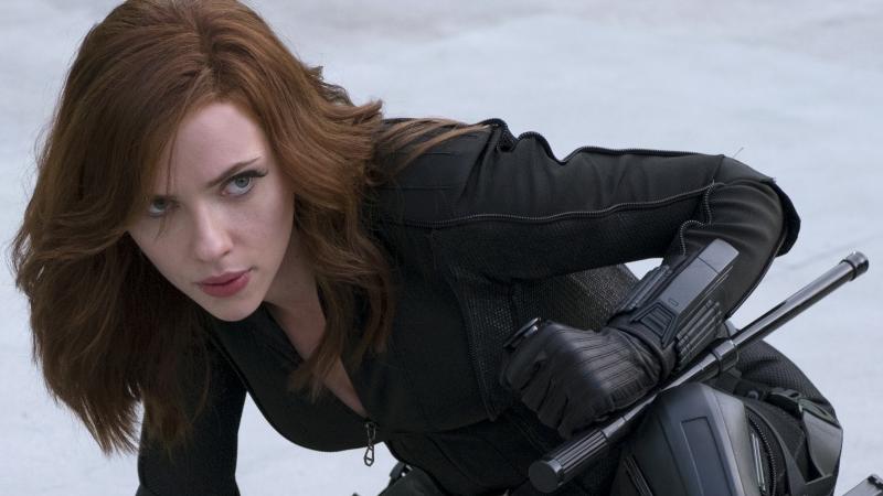 Marvel and Scarlett Johansson Both Want a Black Widow Movie
