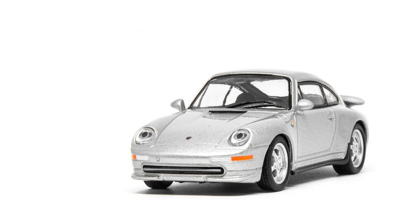Illustration for article titled Rennsport Reunion: 993 Carrera RS