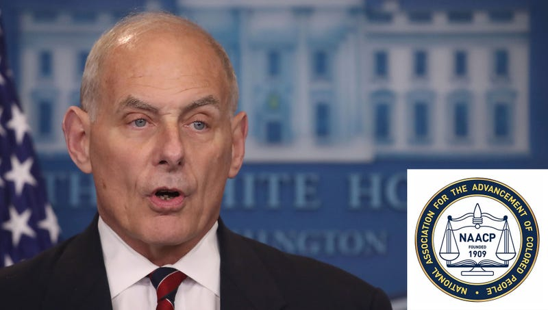 Illustration for article titled John Kelly Loses Seat On NAACP Board Of Directors
